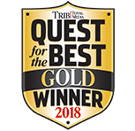 Quest for the best gold winner 2018 - Advanced Hearing Center