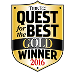Quest for the best gold winner 2015 - Advanced Hearing Center